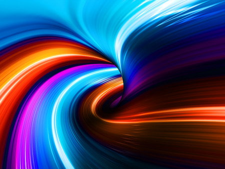 Color abstract background Stock Photo