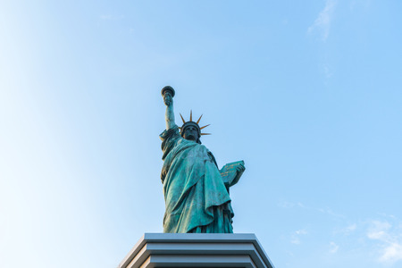 Image of the statue of liberty Reklamní fotografie