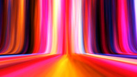 Colorful line gradient abstract light background.