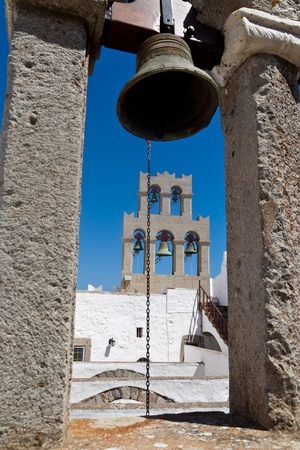 theologian: Bells and bell-towers of st John the Theologian Monastery