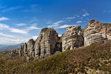 monasteri: Monasteri e le scogliere di Meteora