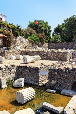 mausoleum: Mausoleum of Halicarnassus, Bodrum, Turkey