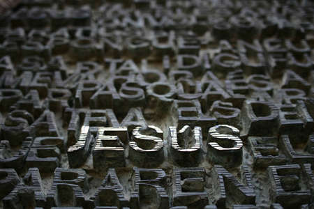 undone: The name of Jesus
