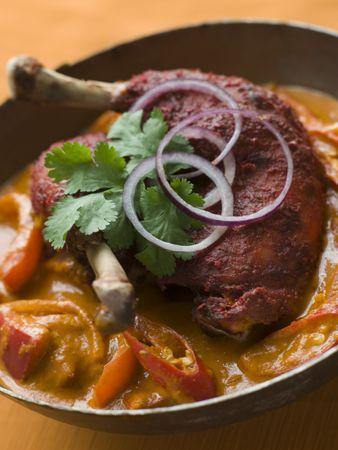 noone: Makhani piatto di pollo