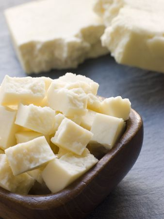 updated: Pieces of Paneer Cheese