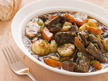 noone: Rabo de Toro- Boneless Oxtail and Potato Stew
