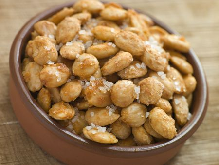 Spiced and Salted Macadamia Nuts photo