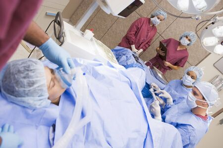 pacjent: Pacjentów poddawanych jaj procedury pobierania