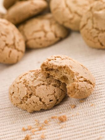 Amaretti Biscuits photo
