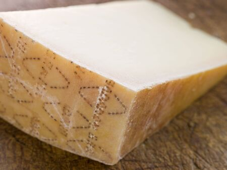Wedge of Parmesan Cheese photo