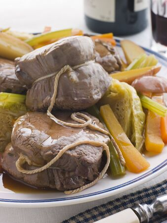Fillet of Beef a la Ficelle photo