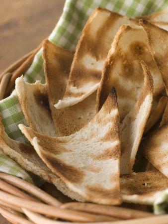 melba: Cesta de la compra de tostadas Melba