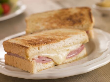 toasted: Croque Monsieur
