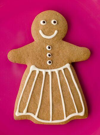 Gingerbread Woman photo