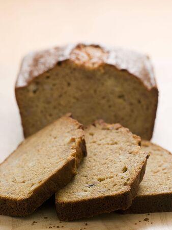 Loaf of Ginger Cake photo