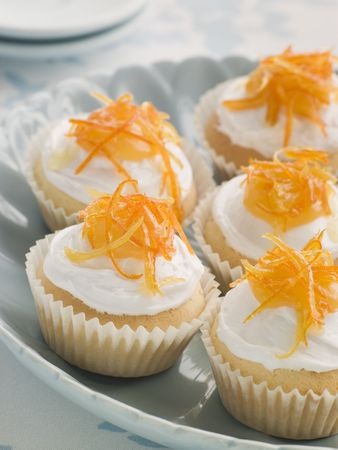 st: St Clements Cup Cakes