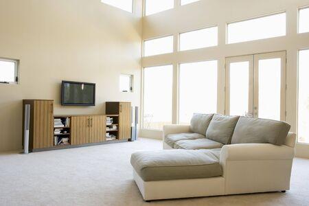 Empty living room Stock Photo - 3484537