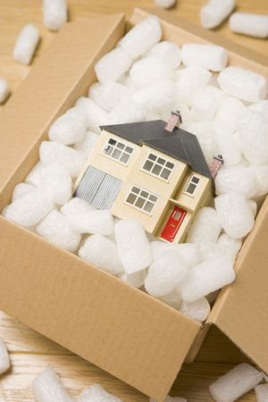Moving House Stock Photo - 3712352