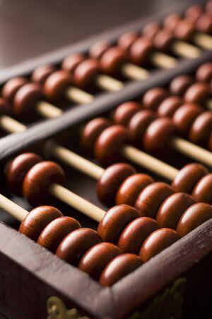 abaco: Close-up de Abacus