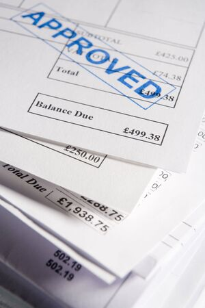 invoice: Approved Invoices
