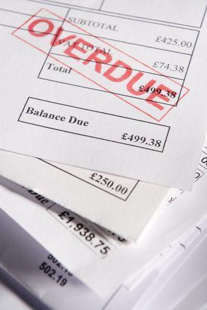 pagando: De facturas vencidas