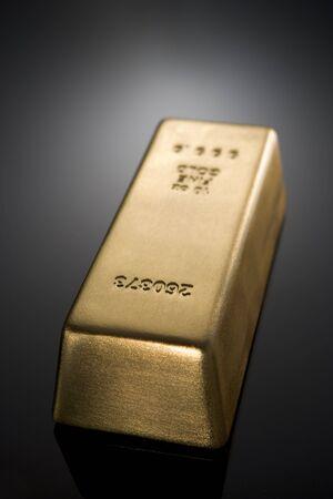 lingote de oro: Barra de oro