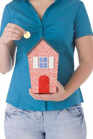 property ladder: Saving For A House
