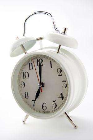Old-Fashioned Alarm Clock Stock Photo - 3722872