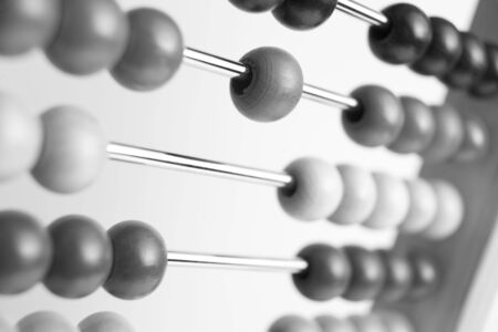 abacus: Close-Up Of An Abacus