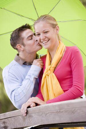 Teenage Couple Stock Photo - 4446841