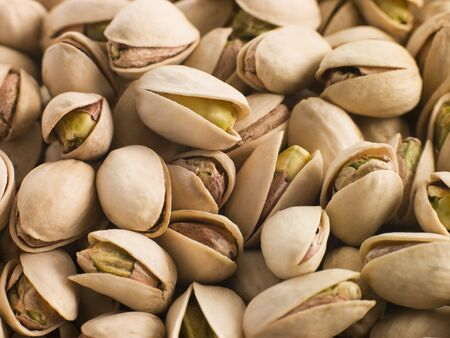 Pistachio nuts in shells Stock Photo - 4462002