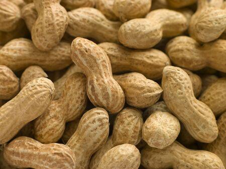 Peanuts in shells Stock Photo - 4462122