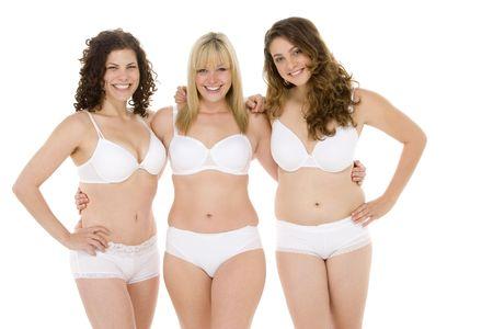 Women in their underwear pics