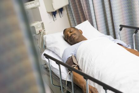 recovery bed: Dormire paziente in ospedale Bed