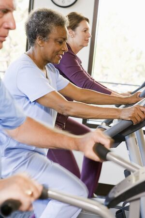 Patients Working Out photo