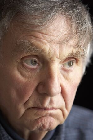 Portrait of senior man Stock Photo - 4607674