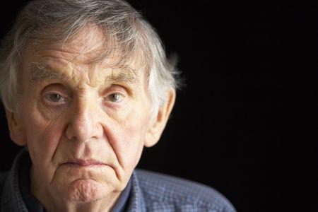 Portrait of senior man Stock Photo - 4607664