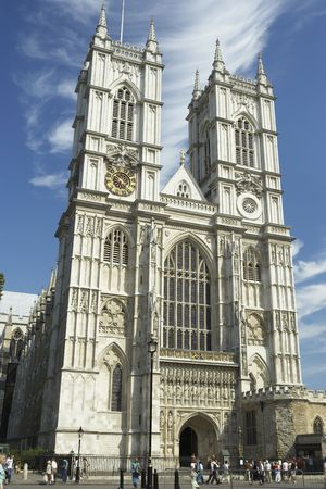 abbey: Westminster Abbey, London, England