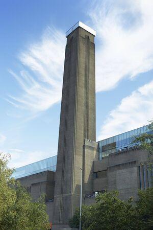art museum: Tate Modern Art Museum, Londra, Inghilterra Archivio Fotografico