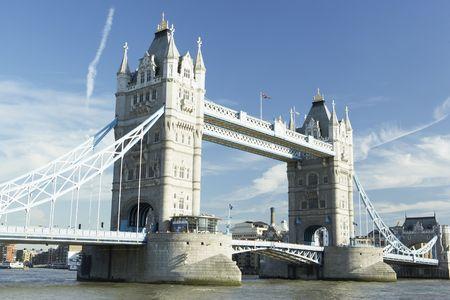Tower Bridge, London, England photo