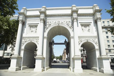 arches: Marble Arch, London, England