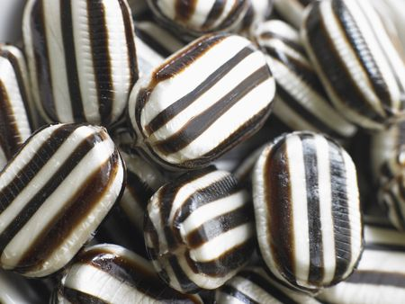 humbug: Hard Candy Humbugs In A Large Group