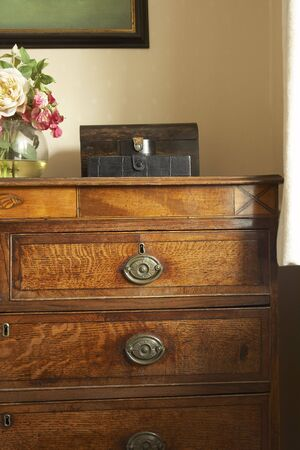 Set Of Antique Drawers photo