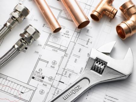Le matériel de plomberie House Plans