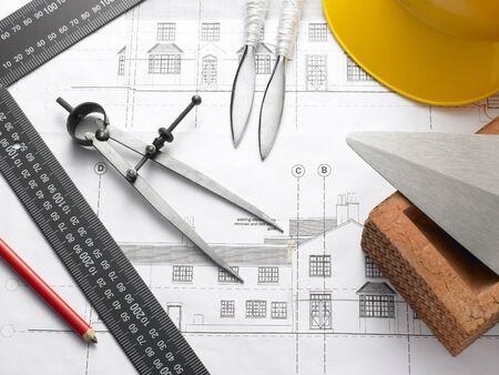 Budowa urządzenia w House Plans