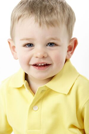 Portrait Of Smiling Young Boy Stock Photo - 5297206
