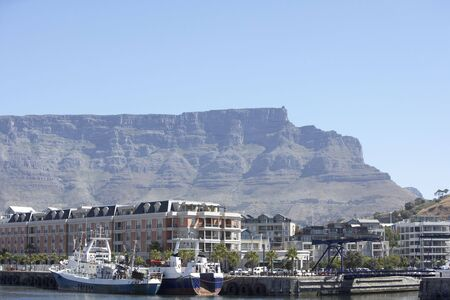 South Africa,Cape Town,Victoria And Albert Waterfront photo