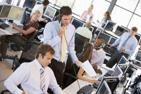 agente comercial: Ver disponibilidad de Stock Traders Oficina de