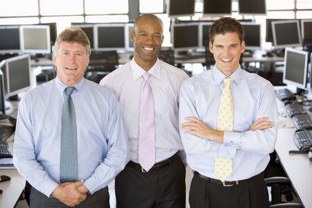 stock traders: Team di operatori di borsa