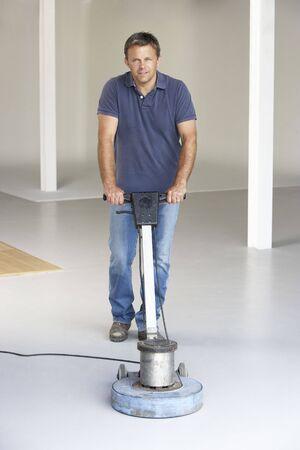 floor machine: Oficina de Limpia el pulido de suelos